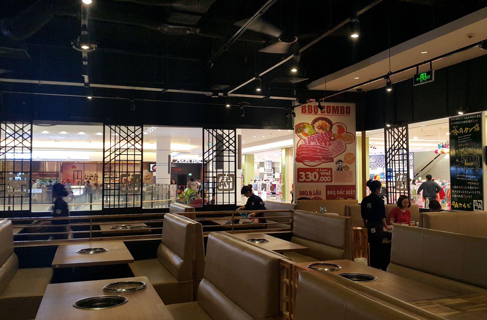 <p class='title-pro'>Gyukaku Aeon Mall Long Biên</p><div class='box_info_pro'><div class='title_inf_pro'><span>Chủ đầu tư</span>: CTCP Colowide Việt Nam</div><div class='title_inf_pro'><span>Vai trò đảm nhận</span>: Nhà thầu Cơ điện - Qua Tổng thầu TDA</div><div class='title_inf_pro'><span>Địa điểm</span>: T302, Tầng 3, Aeon Mall Long Biên, 27 Cổ Linh, Hà Nội</div><div class='title_inf_pro'><span>Thời gian hoàn thành</span>: Tháng 10-2015</div><p class='box-work'><span>Hạng mục công việc</span>: Cung cấp và thi công lắp đặt hệ thống Điện, điện nhẹ, cấp thoát nước & điều hòa thông gió. (Qua Tổng thầu TDA)</p></div>