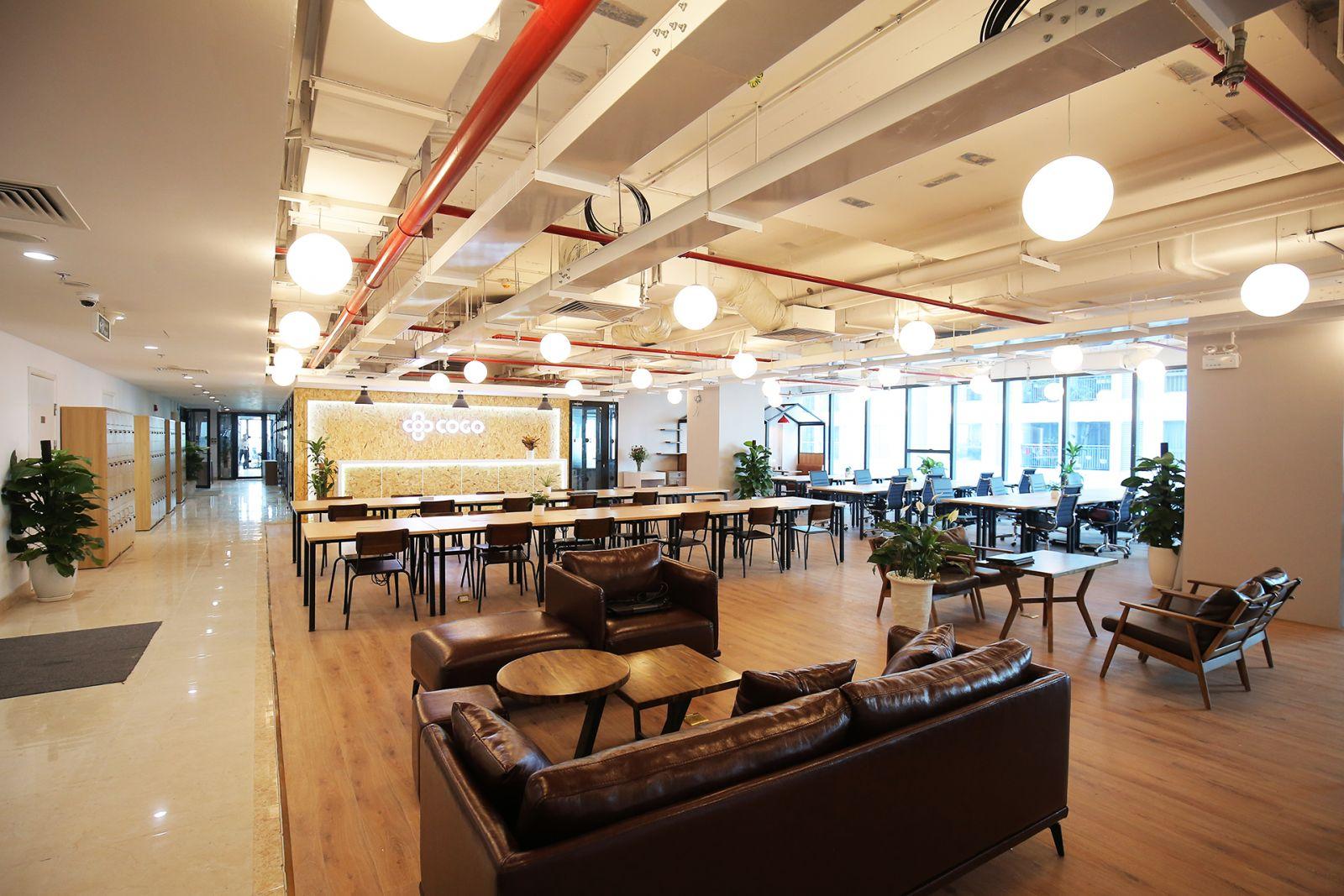 Văn phòng Cogo - Coworking Space