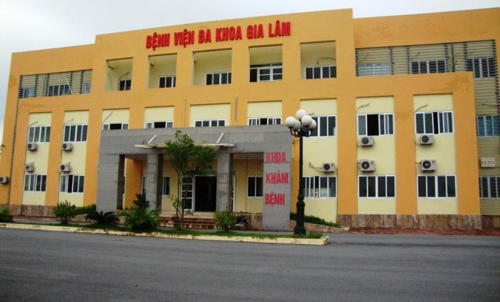 <p class='title-pro'>Bệnh viện Đa khoa huyện Gia Lâm</p><div class='box_info_pro'><div class='title_inf_pro'><span>Chủ đầu tư</span>: Ban QLDA Huyện Gia Lâm</div><div class='title_inf_pro'><span>Vai trò đảm nhận</span>: Nhà thầu Cơ điện - Qua Tổng thầu TDC</div><div class='title_inf_pro'><span>Địa điểm</span>: KĐT mới, Thị trấn Trâu Quỳ, Huyện Gia Lâm, Hà Nội</div><div class='title_inf_pro'><span>Thời gian hoàn thành</span>: Tháng 12-2012</div><p class='box-work'><span>Hạng mục công việc</span>: Cung cấp và thi công lắp đặt hệ thống Điện, điện nhẹ, Cấp thoát nước.</p></div>